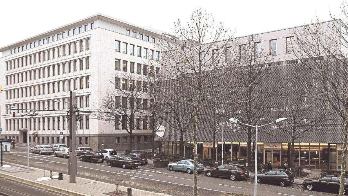 Parkhaus Friedrichsplatz Kassel