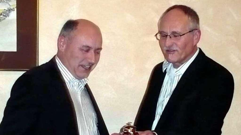 Rat Wählt Dr Heinemann Zum Neuen Bürgermeister In Niemetal Hann