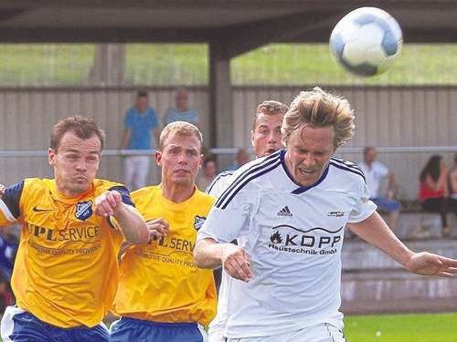 Baunataler Derby zum Start