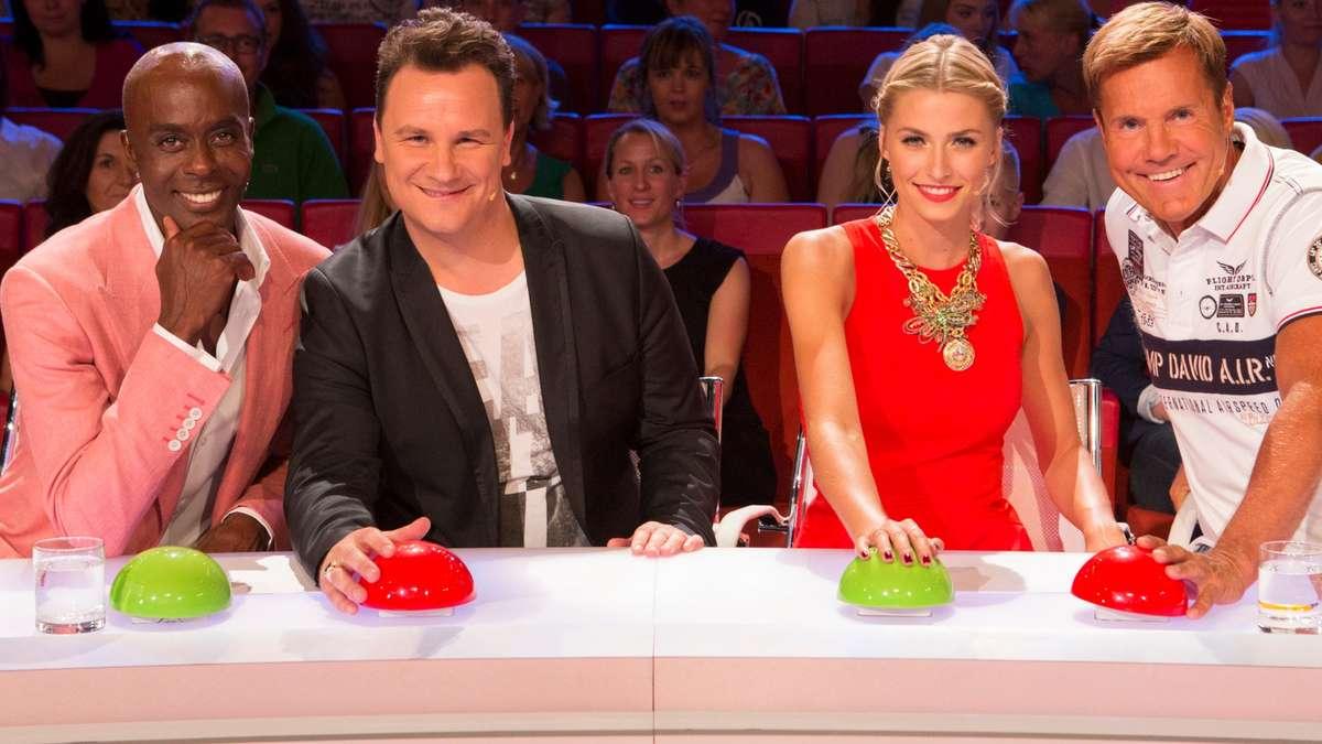 Supertalent Jury 2014