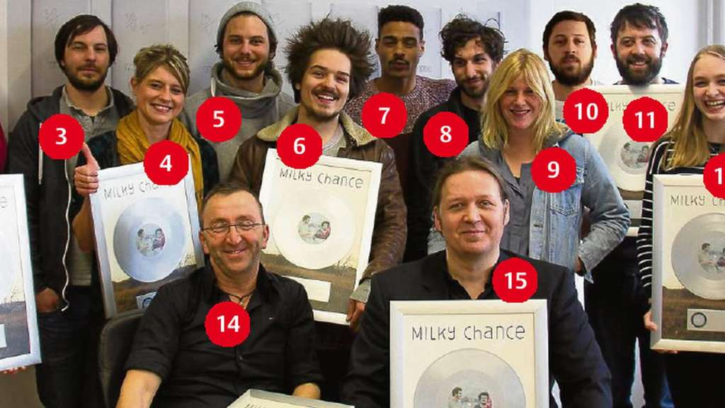 Platin für Milky Chance: Ein Hit made in Kassel