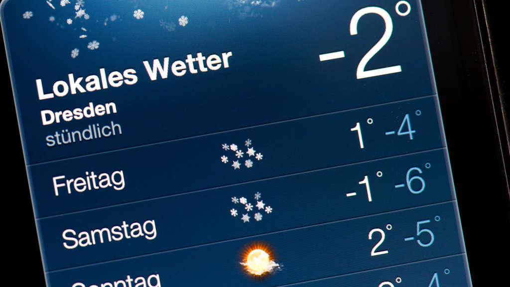 Genaueste Wetter App
