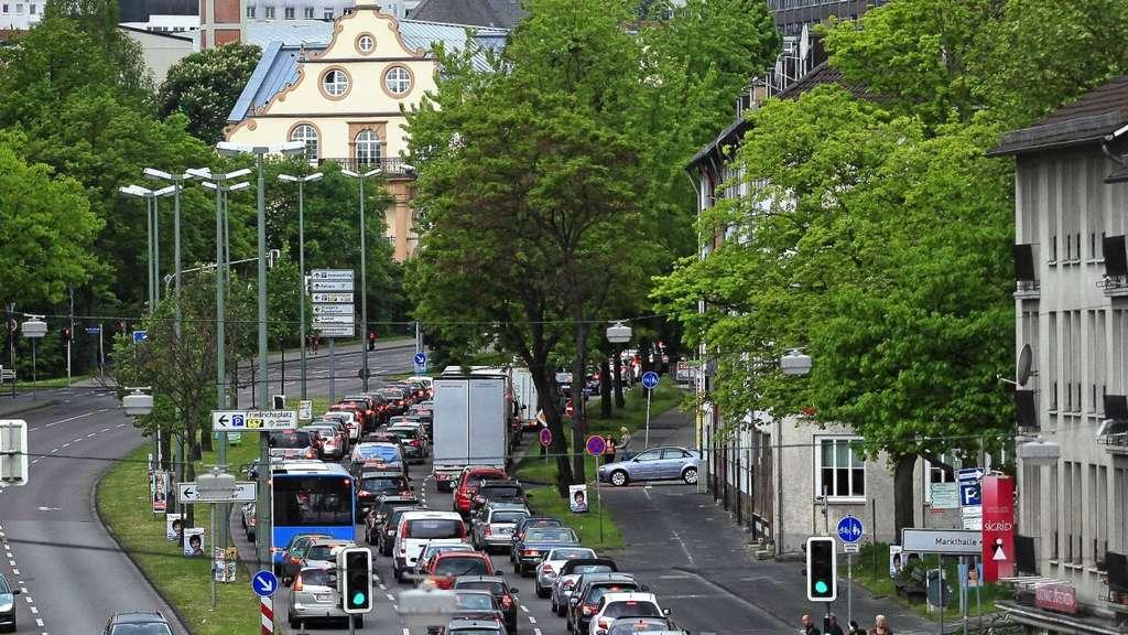 Verkehrslage Kassel