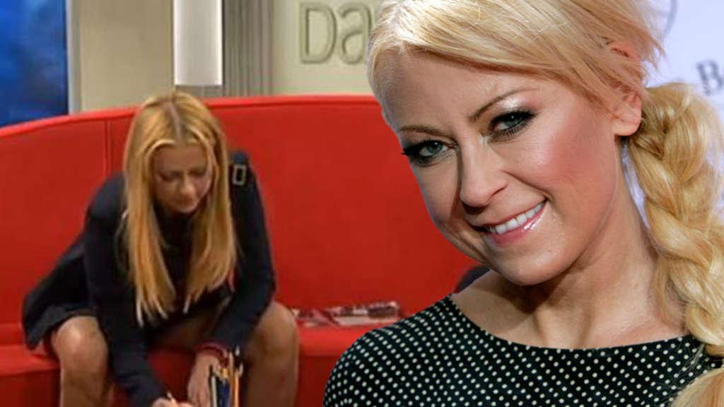 Jenny Elvers Kehrt Zurück Aufs Rote Sofa Tv Kino