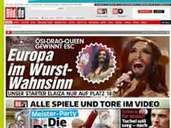 Conchita Wurst Eurovision Song Contest