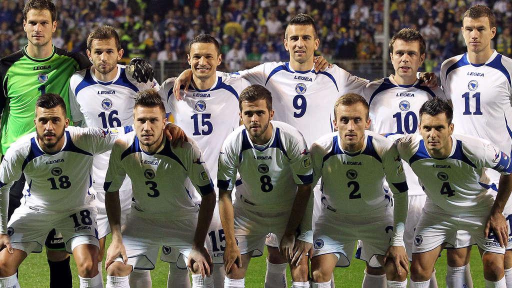 Bosnien Fussball