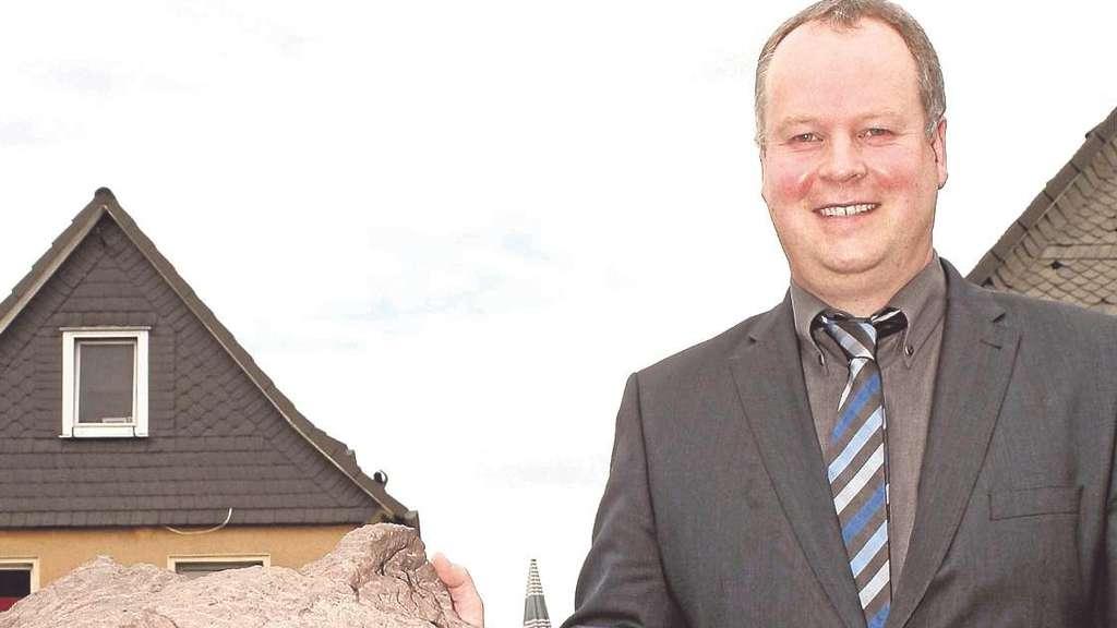 Interview mit dem neuen Battenberger Bürgermeister Christian Klein ...