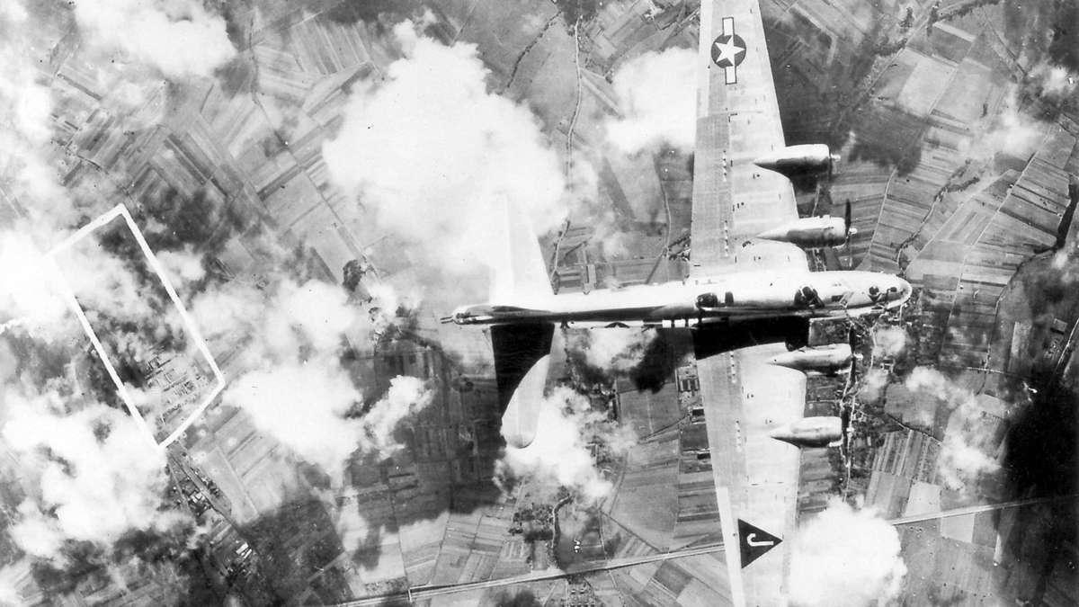 Fliegerbombe Kassel