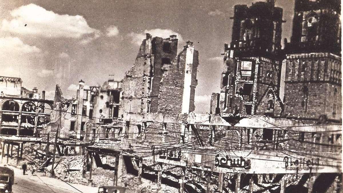 Kassel 1945
