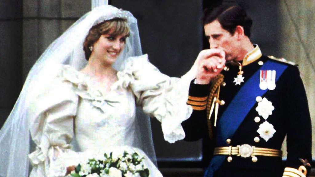 Verschimmelte Hochzeitstorte Von Charles Und Diana Versteigert Leute
