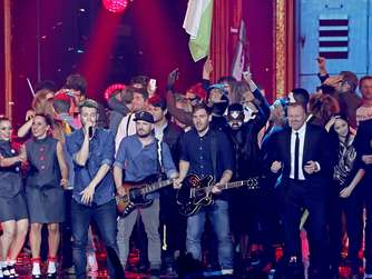 Sieg Für Revolverheld Beim Bundesvision Song Contest 2014