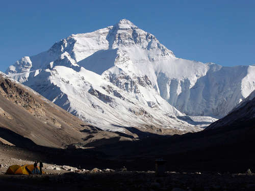 Deutscher Bergsteiger stirbt in Everest-Region