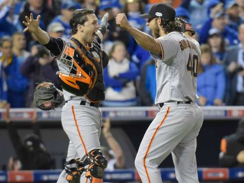 San Francisco Giants sind MLB-Champion