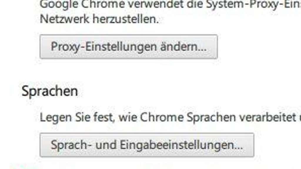 Automatische übersetzung In Google Chrome Beenden Netzwelt