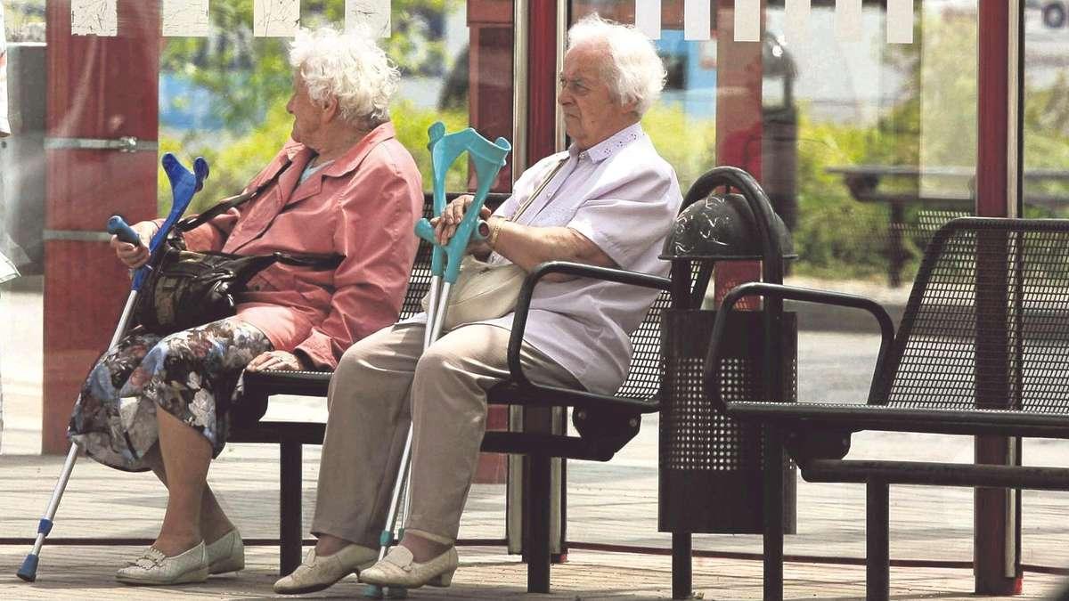 mobilit t wird f r senioren auf dem land zum problem politik. Black Bedroom Furniture Sets. Home Design Ideas