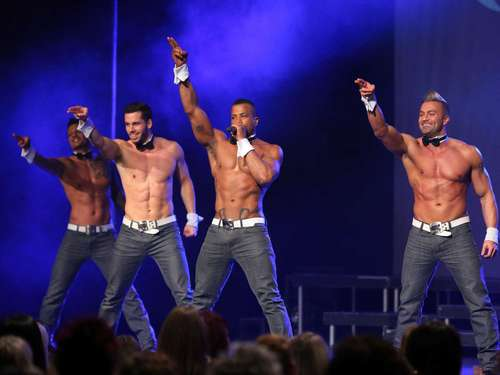 Chippendales in Kassel
