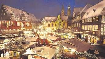 Bilder Weihnachtsmärkte Deutschland.Goslar Hat Den Schonsten Weihnachtsmarkt In Deutschland Goslar