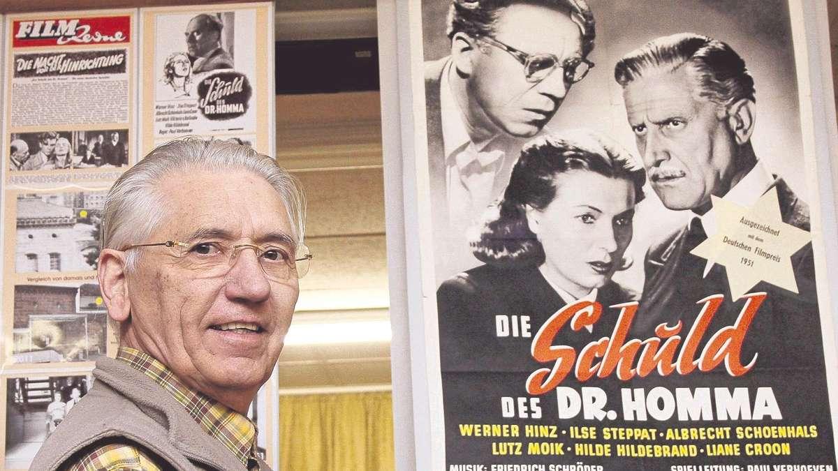 Kassels Fast Vergessener Film Die Schuld Des Dr Homma