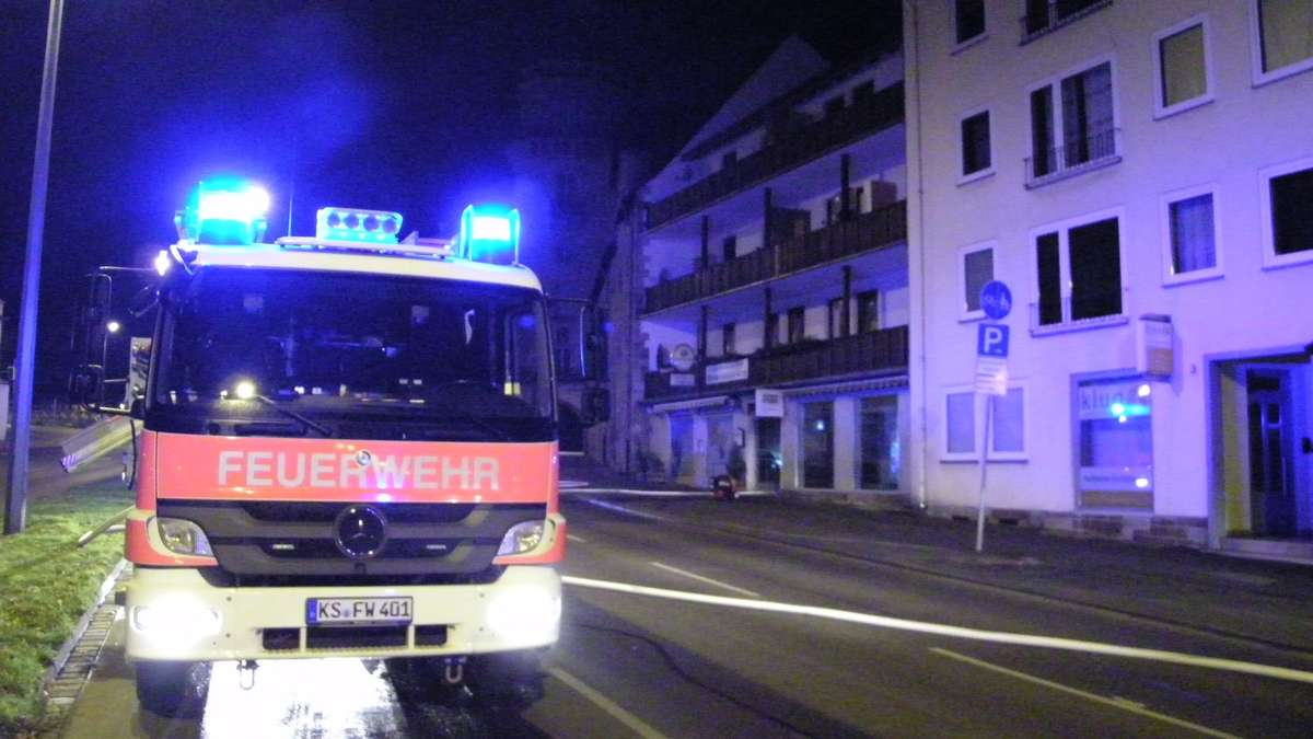 restaurant brannte in der kasseler innenstadt euro schaden mitte kassel. Black Bedroom Furniture Sets. Home Design Ideas