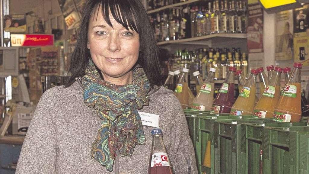 Ein echtes Urgestein - Getränke Weber in der Breitscheidstraße 118 ...