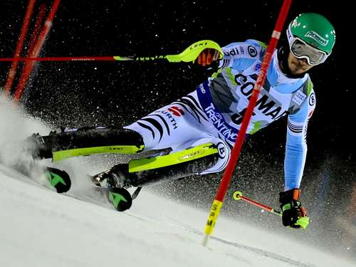 Neureuther gewinnt in Madonna di Campiglio