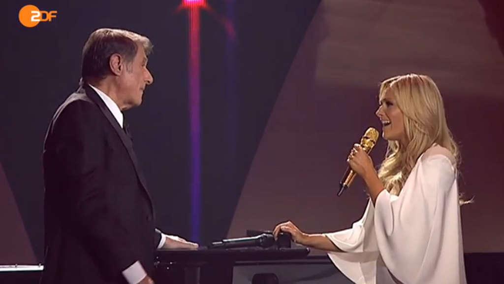 Letzte Tv Bilder Udo Jürgens Standen Tränen In Den Augen Tv Kino