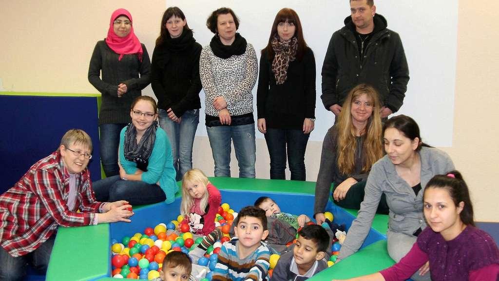 Privatpersonen und Kindergarten sammelten für Flüchtlinge | Wolfhagen