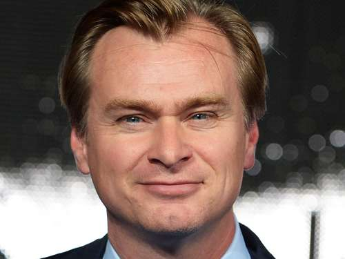 Regisseur Christopher Nolan hat kein Handy