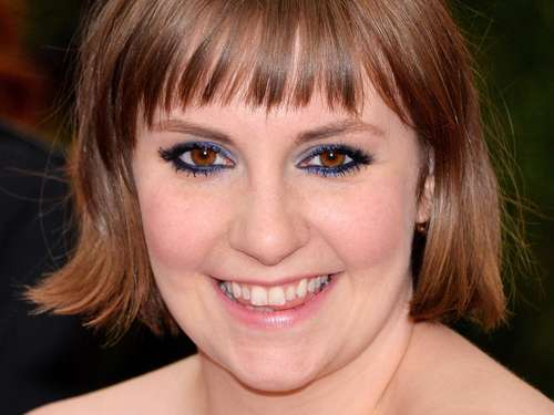 """Girls""-Star Dunham liebt Glamour"