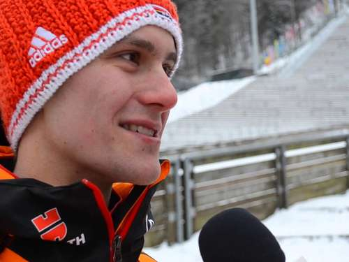 Interview mit Stephan Leyhe - Weltcup Willingen 2015