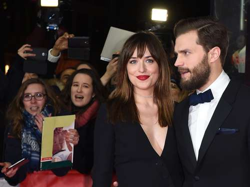 Fifty Shades of Grey: Bilder von der Premiere