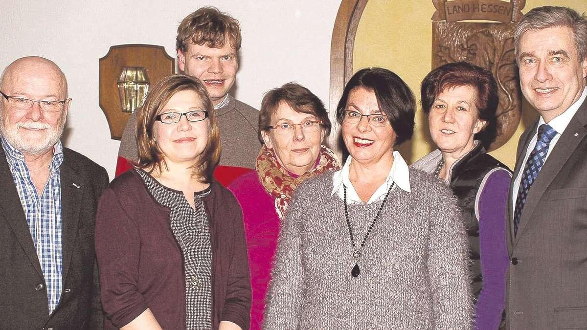 Erhard Wagner führt die Partnerschaftsvereinigung in Frankenberg ...