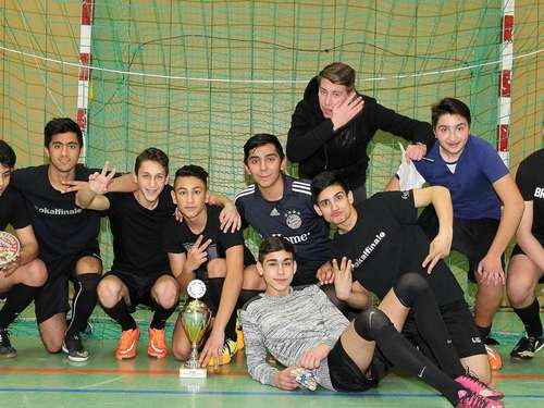 FC Guardiola gewinnt Moonsport-Cup