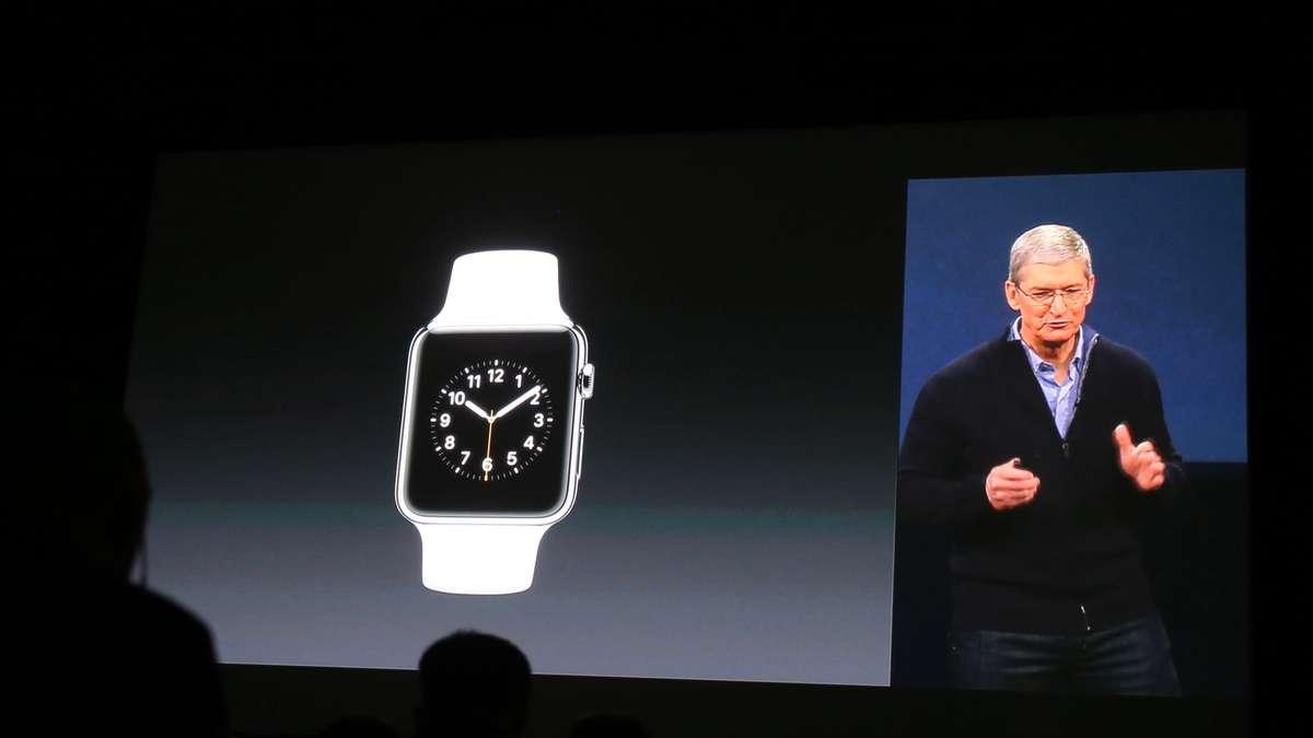 deshalb ist 39 s auf apple watch immer 10 09 uhr netzwelt. Black Bedroom Furniture Sets. Home Design Ideas
