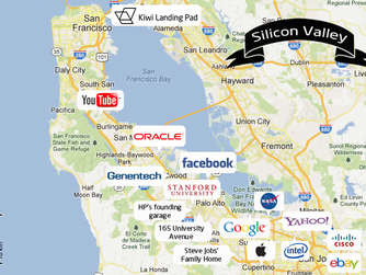 Silicon Valley Karte.Unikims Holt Top Manager Aus Dem Silicon Valley Nach Kassel Kassel