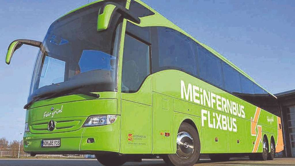 meinfernbus flixbus neue buslinie ab kassel kassel. Black Bedroom Furniture Sets. Home Design Ideas