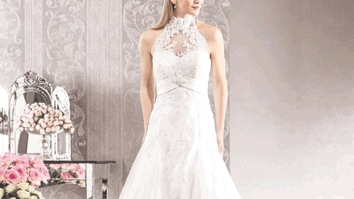 Trends der Brautmode 2015 – romantisch, lässig und verspielt | Welt