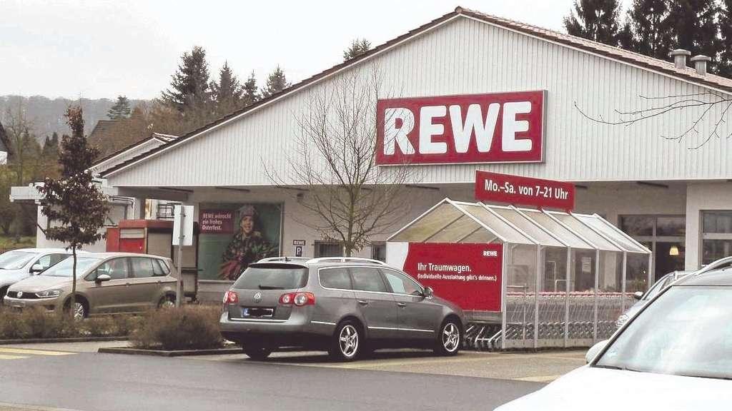 Rewe-Markt in Ehlen soll erweitert werden | Wolfhagen