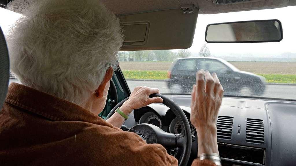 Test Alter Autofahren Im