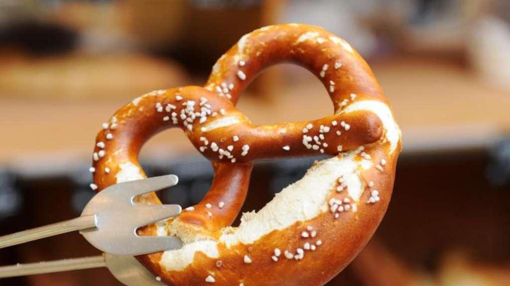 Brezeln Nicht Mit Brot Lagern Gesundheit