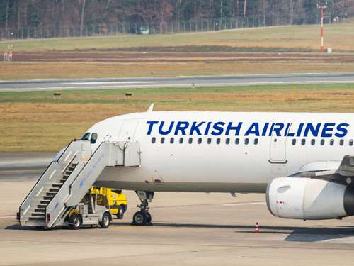 Turkish-Airlines-Maschine in Istanbul notgelandet