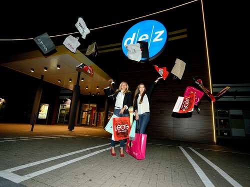 "Am 2. Mai ist ""Midnight – Shopping"" im dez"