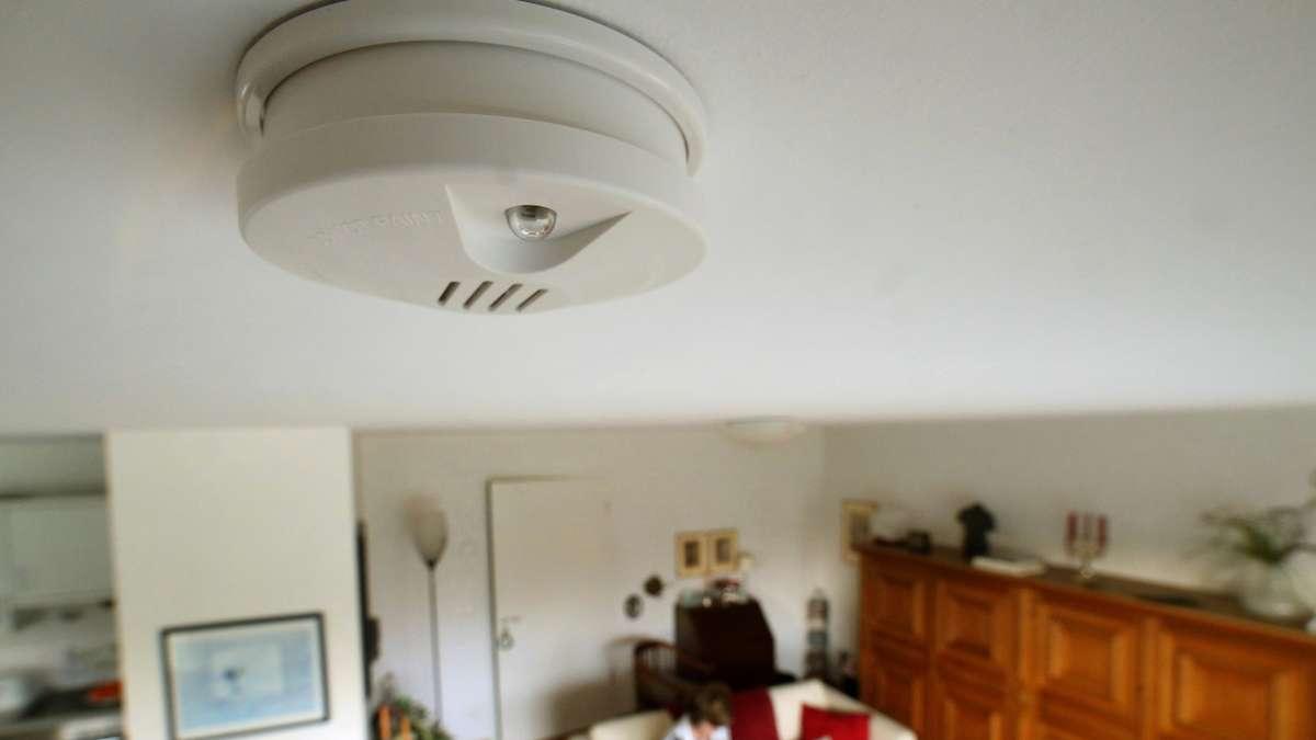 keine rauchmelder in altenheim zimmern pflicht nur in. Black Bedroom Furniture Sets. Home Design Ideas