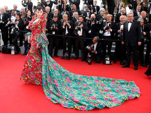 Filmfestival in Cannes 2015