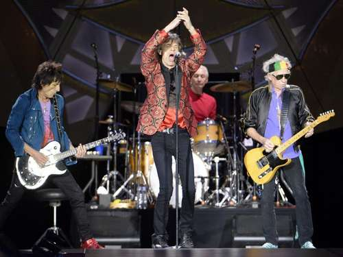Stones-Schlagzeuger lobt Mick Jaggers Po
