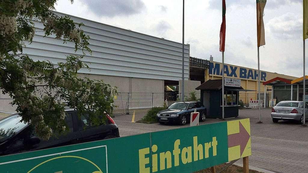 Baumarkt Wolfhagen baumarkt am lutteranger aus max bahr wird globus klee muss