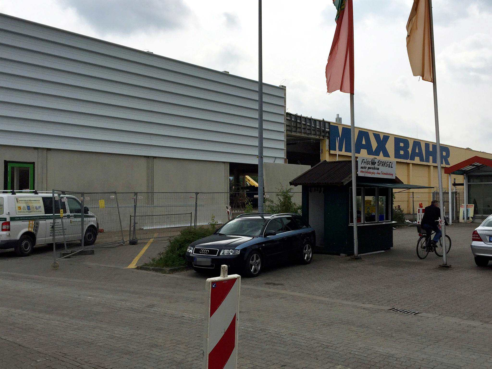 Globus Göttingen Eröffnung