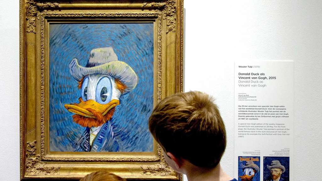 Donald Duck Museum