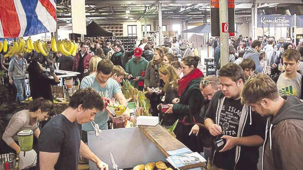 Trendiges Imbiss Spektakel Street Food Festival Kommt Nach Kassel