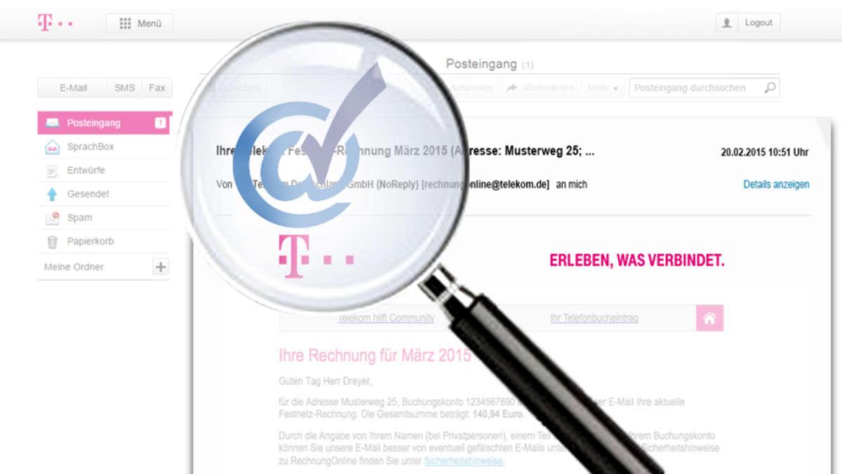 Telekom Kunden Werden Opfer Von Online Kriminellen Netzwelt